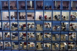 Британской компании Би-би-си приходится сократить мониторинговые службы за пределами страны