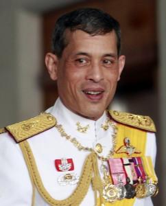 Наследный принц Таиланда Маха Вачиралонгкорн