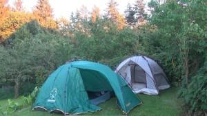 Быстросборные палатки автоматы